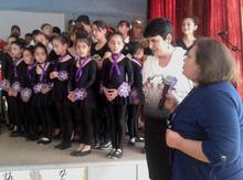 Դպրոցներում շարունակվում են Հայոց ցեղասպանության 100-րդ տարելիցին նվիրված միջոցառումները