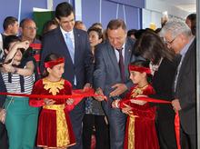 Գետաշեն համայնքի միջնակարգ դպրոցում բացվեց ստեղծագործարան