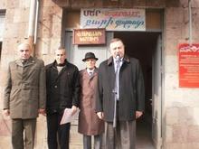 Մարզպետը մասնակցեց վետերաննեերի միավորման մարզային գրասենյակի բացմանը