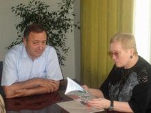 Մարզպետն ընդունեց ռուսական «Գազպրոմ» առևտրական կենտրոնի տնօրենին
