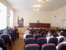 Տեղի ունեցավ ՀՀ Արմավիրի մարզխորհրդի հերթական նիստը
